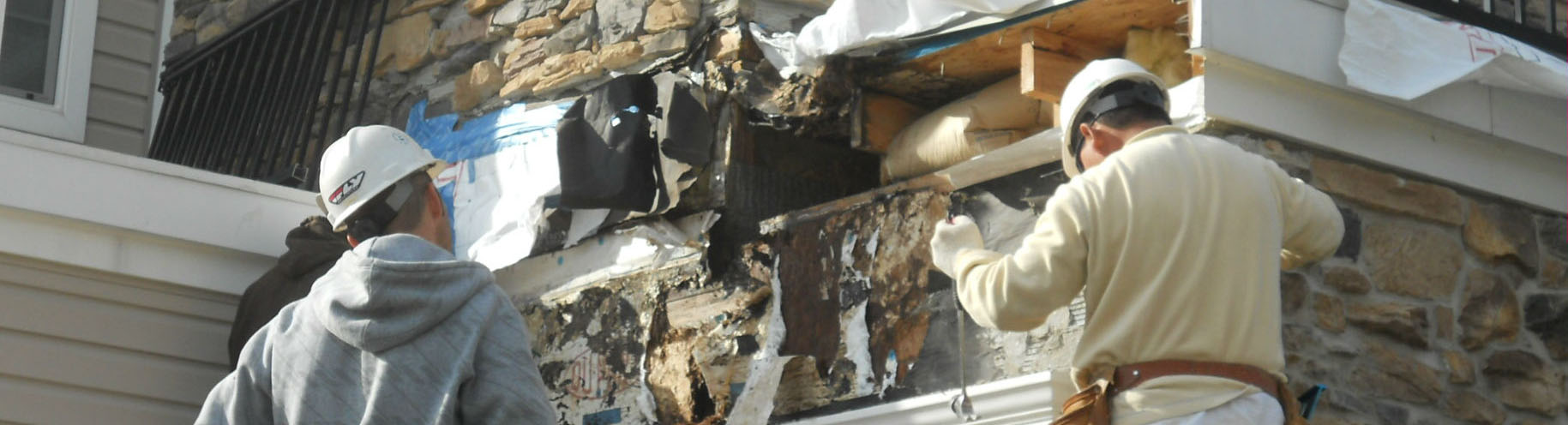 Platinum Exteriors Construction Defect Repair