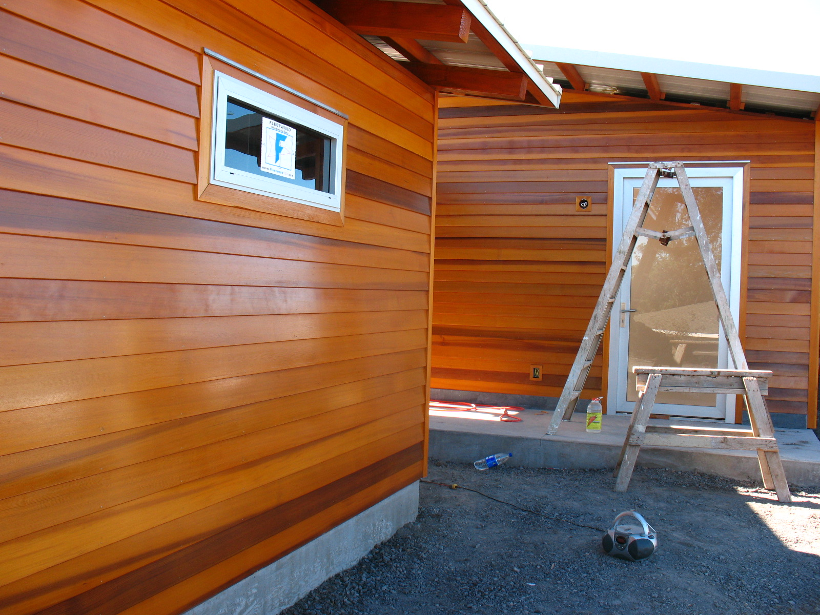 Cedar Siding And Routine Maintenance