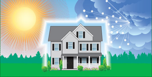 Winter Is The Season For Weatherization Platinum Exteriors