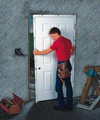 & Boston Globe Offers Door Installation Advice