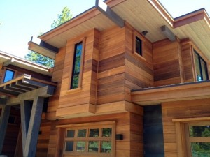 Beautiful Cedar Siding